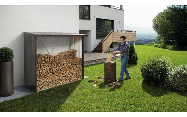 Brennholzlager